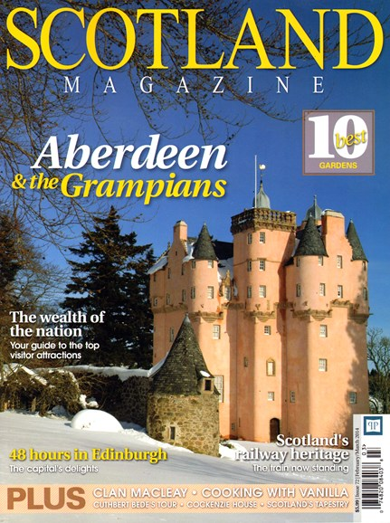 Scotland Magazine Cover - 2/1/2014