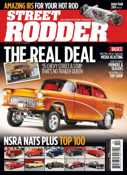 Street Rodder Cover - 2/1/2014