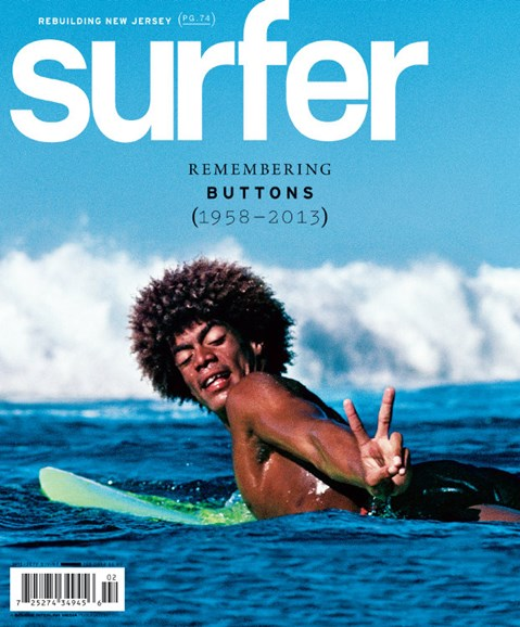 Surfer Cover - 2/1/2014