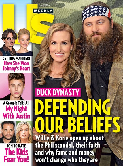 Us Weekly Cover - 2/3/2014