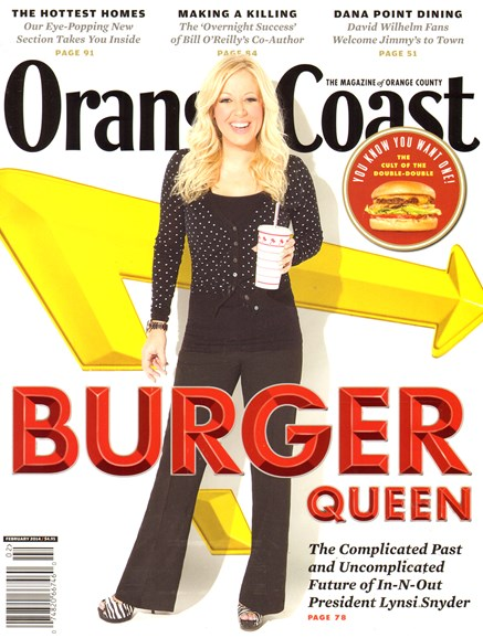 Orange Coast Cover - 2/1/2014