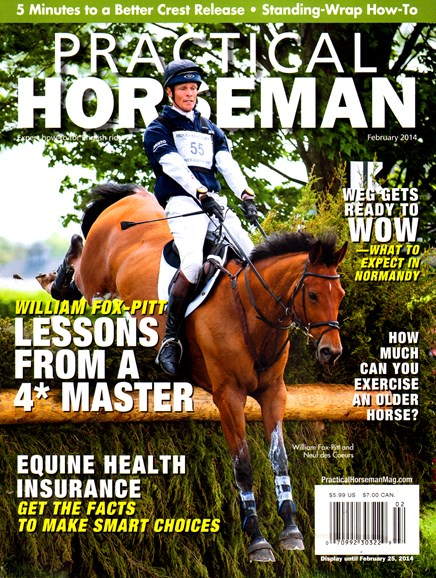 Practical Horseman Cover - 2/1/2014