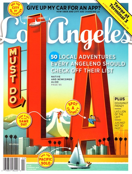 Los Angeles Cover - 2/1/2014