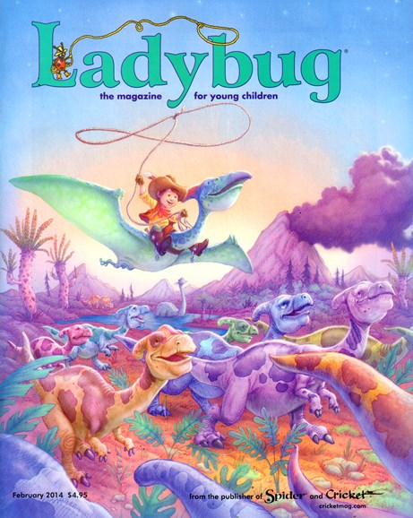 Ladybug Cover - 2/1/2014