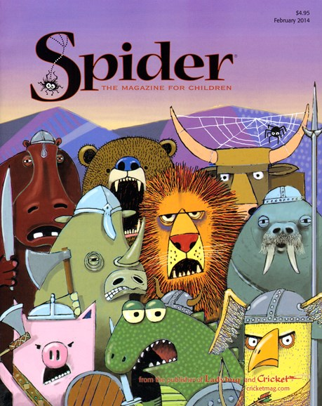 Spider Cover - 2/1/2014