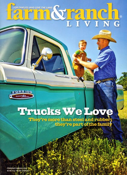 Farm & Ranch Living Cover - 2/1/2014