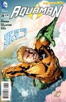 Aquaman Comic 2/1/2014