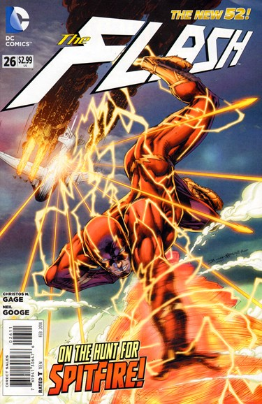 The Flash Cover - 2/1/2014