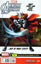 Marvel Universe Avengers Assemble 3/1/2014