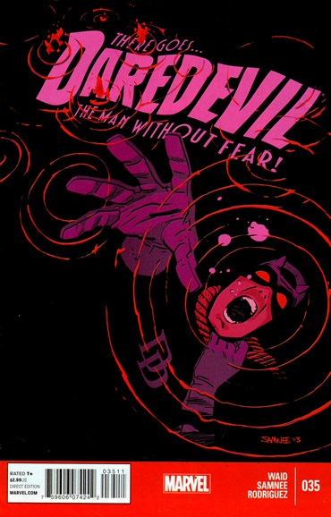 Daredevil Cover - 3/1/2014