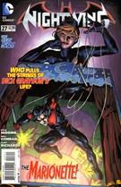 Nightwing Comic 3/1/2014
