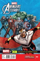 Marvel Universe Avengers Assemble 2/1/2014
