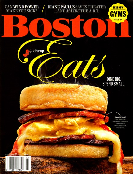 Boston Cover - 2/1/2014