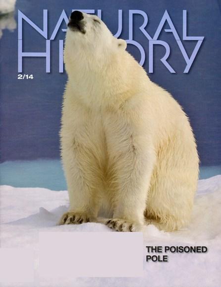 Natural History Cover - 2/1/2014