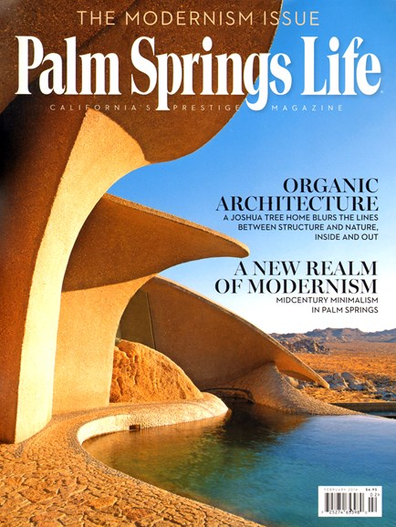 Palm Springs Life Cover - 2/1/2014
