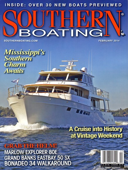Southern Boating Cover - 2/1/2014