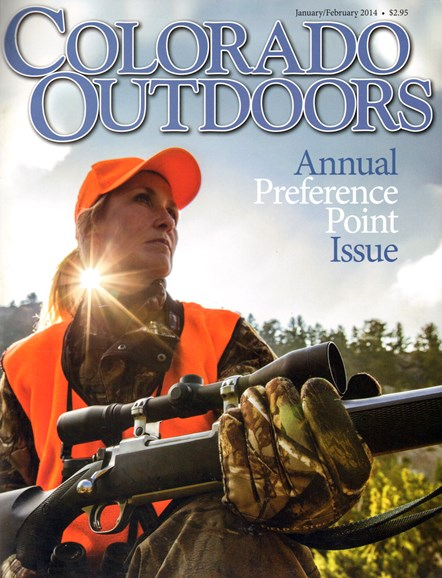 Colorado Outdoors Cover - 1/1/2014