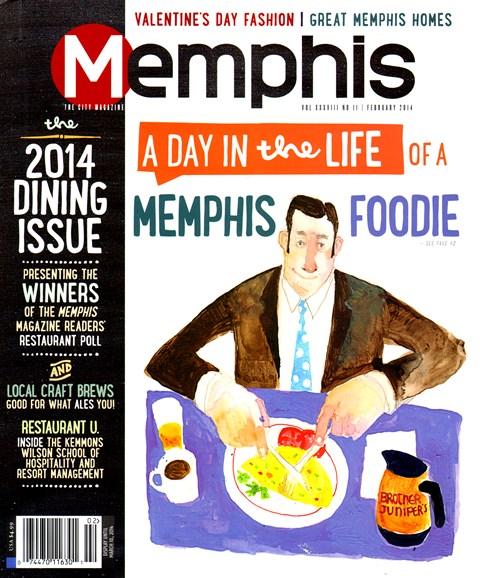 Memphis Cover - 2/1/2014