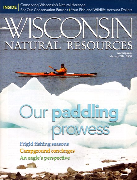 Wisconsin Natural Resources Cover - 2/1/2014
