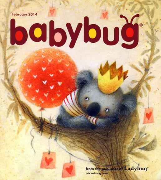Babybug Cover - 2/1/2014