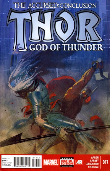 Thor Cover - 3/1/2014