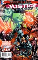 Justice League Comic 3/1/2014