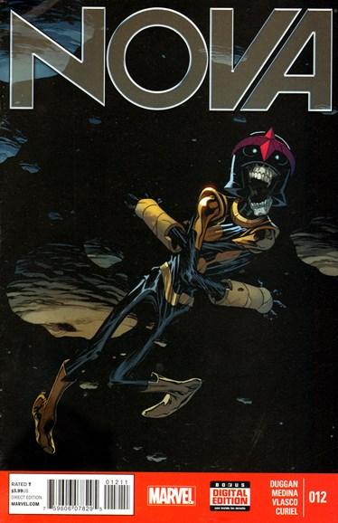 Nova Cover - 3/1/2014