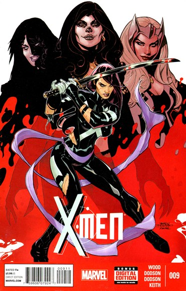 X-Men Gold Cover - 3/1/2014