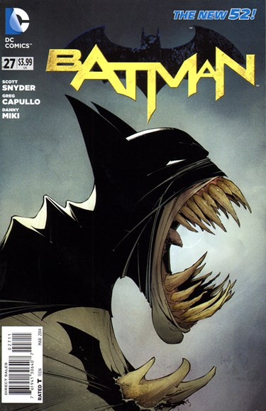 Batman Cover - 3/1/2014