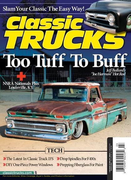 Classic Trucks Cover - 3/1/2014