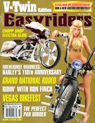 Easyriders Magazine 3/1/2014