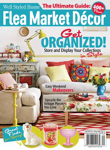 Flea Market Décor Cover - 3/1/2014