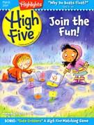 High Five Magazine 3/1/2014