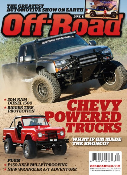 Dirt Sports & Off-Road Cover - 3/1/2014
