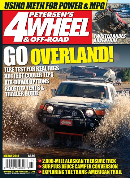 4 Wheel & Off-Road Cover - 3/1/2014