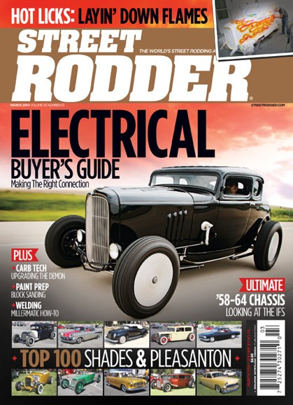 Street Rodder Cover - 3/1/2014