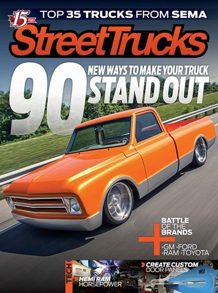 Street Trucks Cover - 3/1/2014