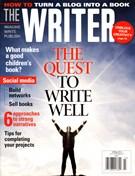 The Writer Magazine 3/1/2014