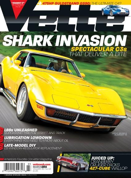 Vette Cover - 3/1/2014