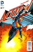 Superman Action Comics 4/1/2014