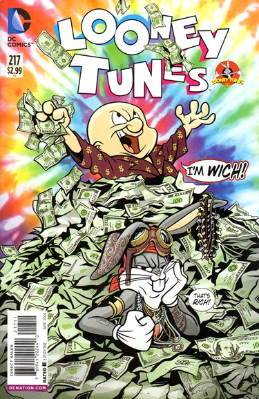 Looney Tunes Cover - 4/1/2014
