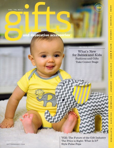 Gifts And Decorative Accessories Cover - 2/1/2014