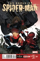 Superior Spider Man Comic 1/1/2014