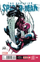 Superior Spider Man Comic 11/1/2013