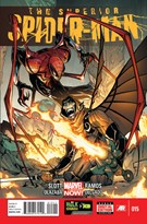 Superior Spider Man Comic 10/1/2013