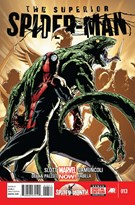 Superior Spider Man Comic 9/1/2013