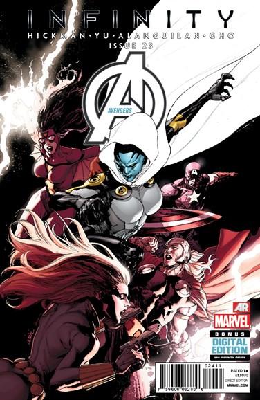 Avengers Cover - 1/1/2014