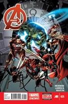 Avengers Comic 3/1/2014