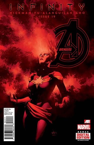 Avengers Cover - 11/1/2013