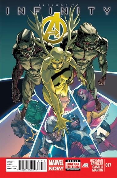 Avengers Cover - 10/1/2013